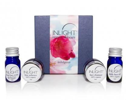 my honest review of inlight organic skin care products the