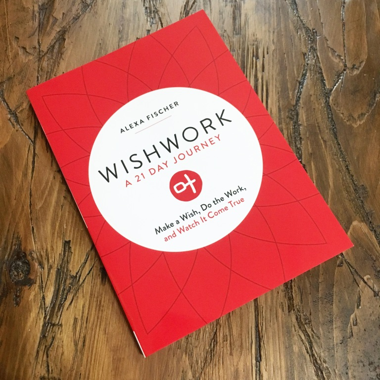 Wishwork 21 day Journal Book